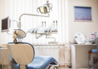 Dental Chair - blue
