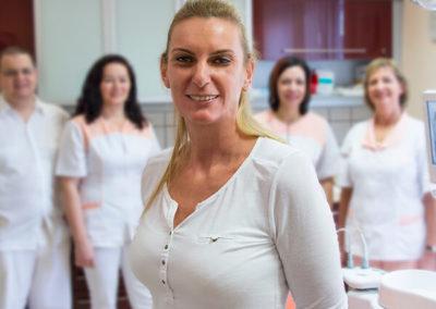 Mária Szalai - Dental assistant
