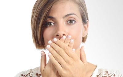 A rossz lehelet és szájhigiénia